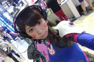 可以幫我用HTC 10自拍嗎?2016 TGS東京電玩展ShowGirl超特輯!(番外篇) @LPComment 科技生活雜談