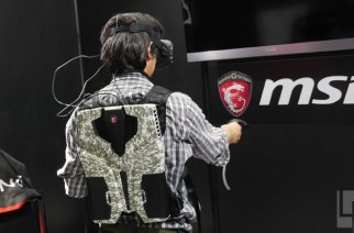 MSI VR ONE 迷彩版