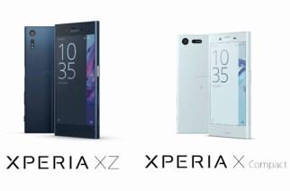 Sony下半年主力新品Xperia XZ、Xperia X Compact發表