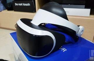 PS VR全球已賣破91萬5千台!超過220款遊戲與內容正在開發中
