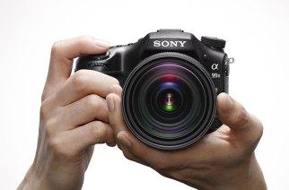 Sony公佈旗艦單眼ɑ99 II台灣售價:單機身94980元