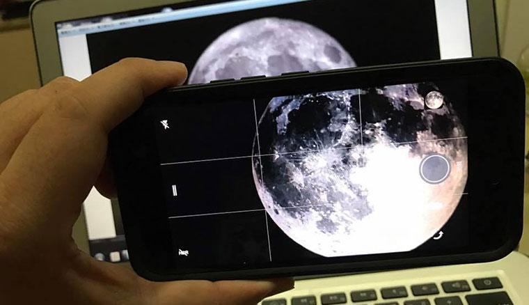 手機不可能拍「超級月亮」?這款2013年的老手機。打月效果秒殺iPhone 7 Plus! - LPComment 科技生活雜談