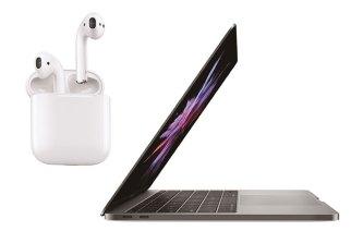 德誼12/17開賣新款MacBook Pro 搭資費送價值萬元AppleCare與Magic Mouse 2