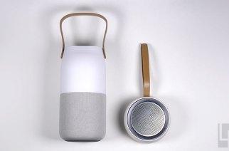 有設計感的好聲音:三星夜燈式 / 攜帶式藍牙喇叭開箱動手玩!