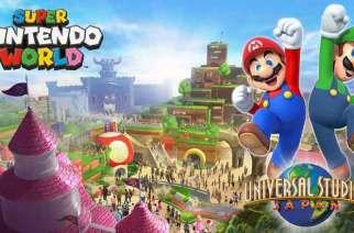 環球影城的瑪利歐主題樂園,就叫「超級任天堂世界」!