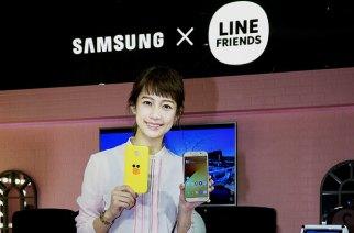 Samsung X LINE FRIENDS限時快閃店信義新光三越A11登場