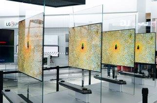LG發表全新W系列OLED電視:厚度僅2.57mm,掛在牆上就像一幅畫 @LPComment 科技生活雜談