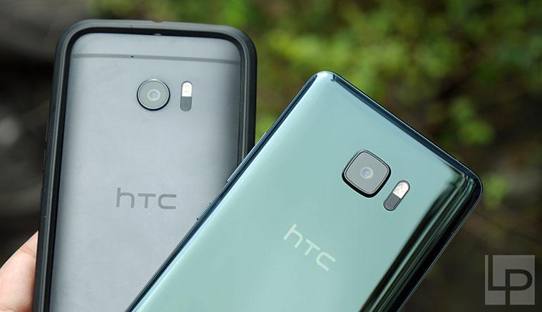 誰優?HTC U Ultra、HTC 10相機實拍比較!(同場加映U Ultra效能跑分)