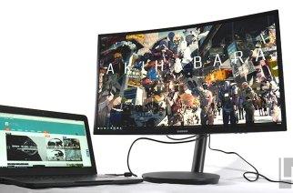 Samsung CFG70量子點曲面電競螢幕開箱:為極致的遊戲體驗而生