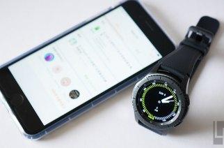 動手玩/Samsung Gear S3與iOS(iPhone 7Plus)配對實測
