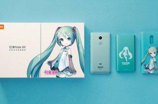 小米攜手虛擬歌姬,紅米Note 4X初音版正式發表! @LPComment 科技生活雜談