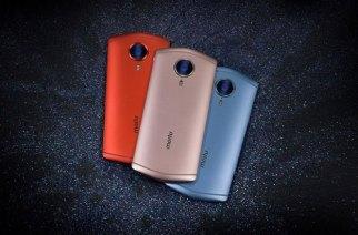美圖T8自拍手機發表:金屬機身+前置Dual Pixel相機