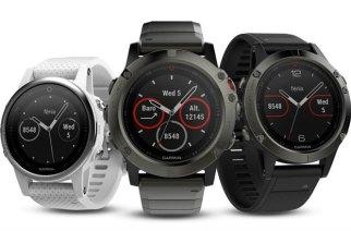 Garmin在台推出fēnix 5系列GPS運動錶