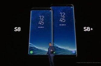 Samsung Galaxy S8、S8+雙旗艦正式登場!4/21開賣