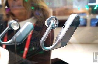新一代Sony Xperia Ear智慧耳機動眼看:充滿科技未來感的Open-ear設計