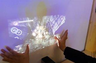用牆壁玩80吋仁王的願望實現啦(?)!Sony Xperia Touch智慧投影機動手玩