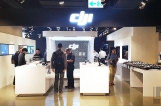 全台首家DJI門市進駐三創,4/8正式開幕提供購買與現場體驗