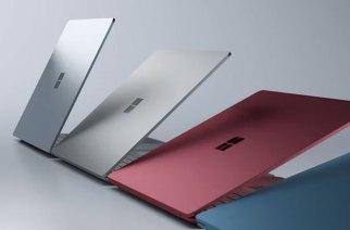 微軟發表首款自有品牌純筆電:Surface Laptop