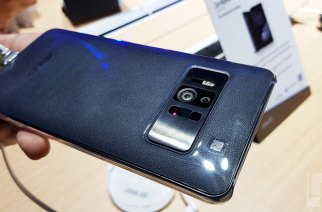 8GB RAM的AR/VR手機ASUS ZenFone AR預計6月在台推出