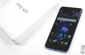 HTC U11炫藍銀開箱啦!同場加映HTC 10外型比一比