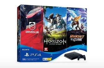 PS4 HITS Bundle同捆組5/12上市,內含Horizon Zero Dawn等三款遊戲