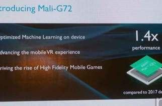 ARM揭曉Cortex-A75、A55 CPU與Mali-G72 GPU設計 擴大裝置端到雲端人工智慧整合