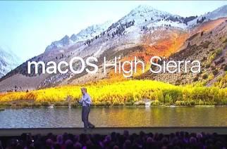 蘋果發表MacOS新版本High Sierra:加入對外接GPU的支援,同時支援VR裝置