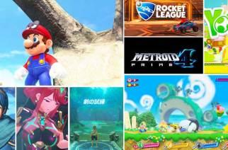 任天堂E3 2017新公布遊戲資訊之懶人包:瑪利歐奧德賽、薩爾達、寶可夢全到齊!