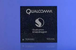 高通發表Snapdragon 450處理器,中階手機平板也能用雙鏡頭