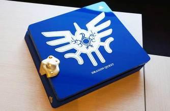 勇者鬥惡龍羅德版遊戲同捆PS4主機簡單開箱動手玩!