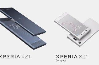 Sony XperiaXZ1、XZ1 Compact以及XA1 Plus三款新機於IFA 2017正式登場