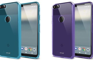 Google Pixel 2外型疑遭保護殼廠商洩漏,3.5mm耳機孔將取消?