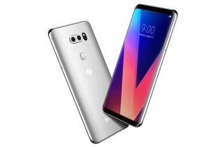 LG V30揭曉:導入FullVision螢幕與全新雙主相機模組