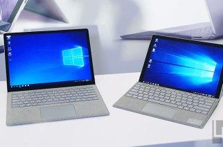 微軟首款純筆電Surface Laptop實機動手玩:8/8在台開賣、售價31888起