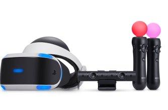 PSVR降價了!攝影機同捆組與豪華全配包的新價格分別為12980與14980