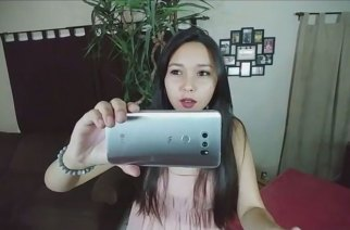 LG V30實機外型曝光!確認背面相機布局與FullVision超寬螢幕設計