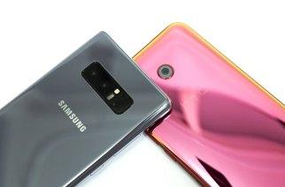 拍照王者會換人嗎?三星Galaxy Note 8與HTC U11拍照PK對比!