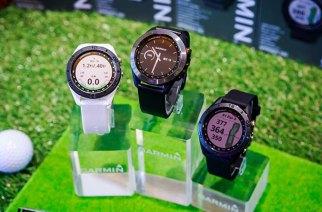 Garmin推出進階GPS腕錶Approach S60,內建多項高爾夫分析輔助功能