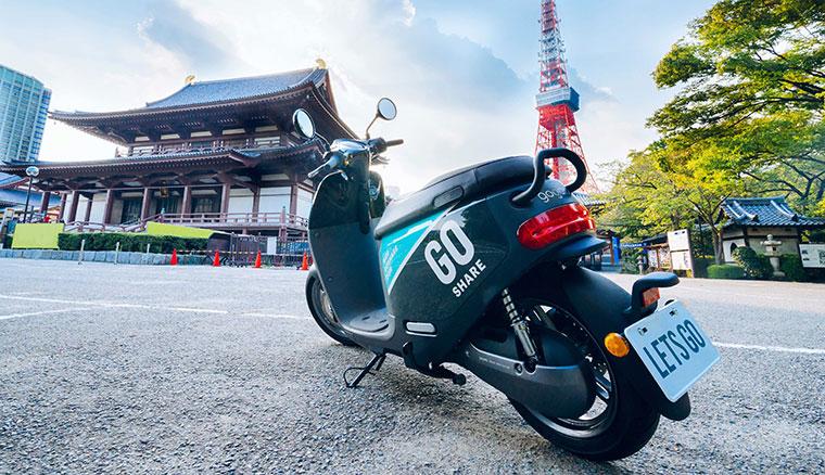 與住友商事合作:Gogoro將從石垣島登陸日本,能源網路未來將應用於四輪車輛