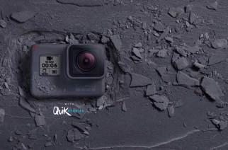 GoPro HERO 6運動攝影機登場:支援60fps的4K錄影與六軸防手震 @LPComment 科技生活雜談