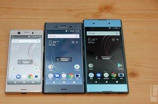 動手玩/Sony Xperia XZ1、XZ1 Compact、XA1 Plus新機登台亮相! @LPComment 科技生活雜談
