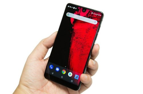 由安卓之父親自操刀的超高螢幕占比手機:Essential Phone PH-1開箱(同場加映360相機配件)
