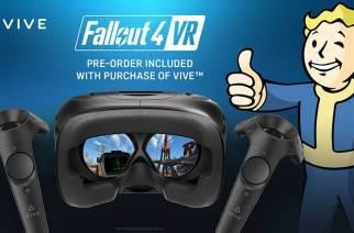 即日起,買HTC Vive免費獲得異塵餘生4 VR(Fallout 4 VR)遊戲 @LPComment 科技生活雜談