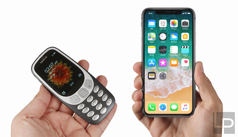 廢文/告訴你十個Nokia 3310比iPhone X更棒的理由!