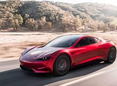 Tesla公布新世代Roadster電動小跑車,續航力上看1000公里! @LPComment 科技生活雜談