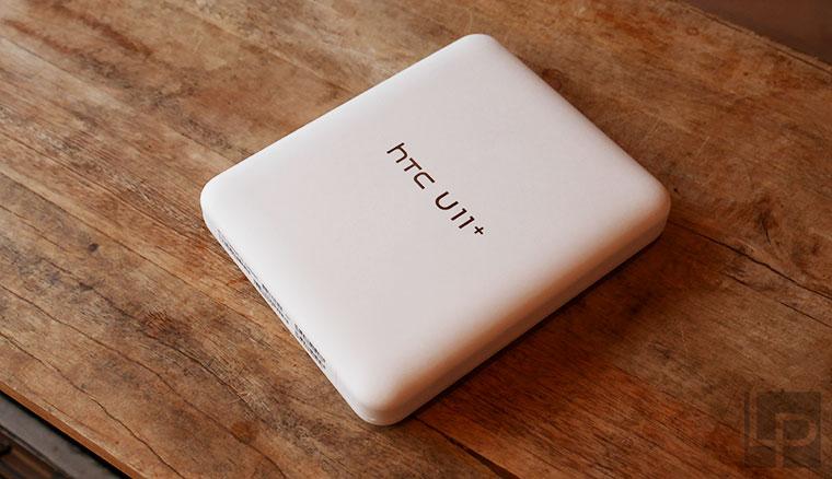 HTC U11+透視黑開箱!膜斯密碼全機包膜與imos康寧玻璃保護貼實測