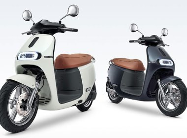 Gogoro 2 Deluxe小改款上市!性能不變、外型更時尚 @LPComment 科技生活雜談