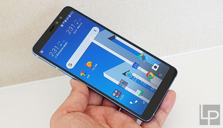 HTC U11 EYEs動手玩:雙前鏡頭散景猛、後相機也有旗艦水準!