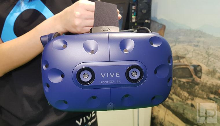 HTC Vive Pro開放預購售價24988,舊款降價至16800元!