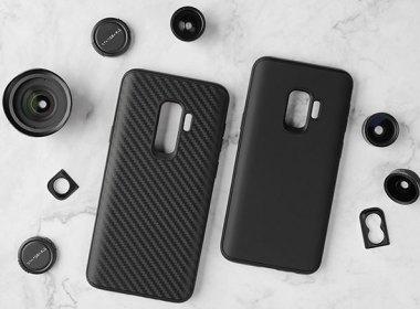 犀牛盾推出三星S9 / S9+專用防摔保護殼與擴充鏡頭配件(更新:鏡頭環停售) @LPComment 科技生活雜談